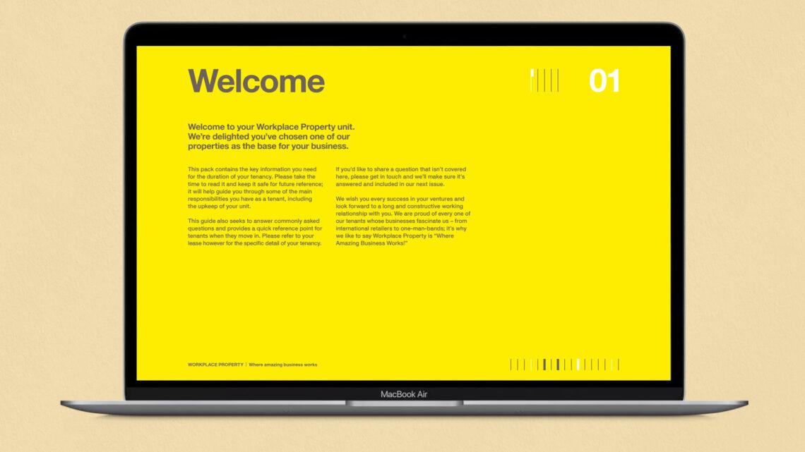 Digital Brochure Design
