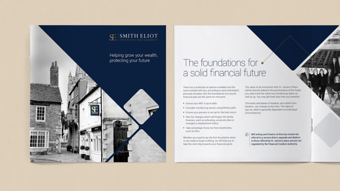Brochure Design Lincoln