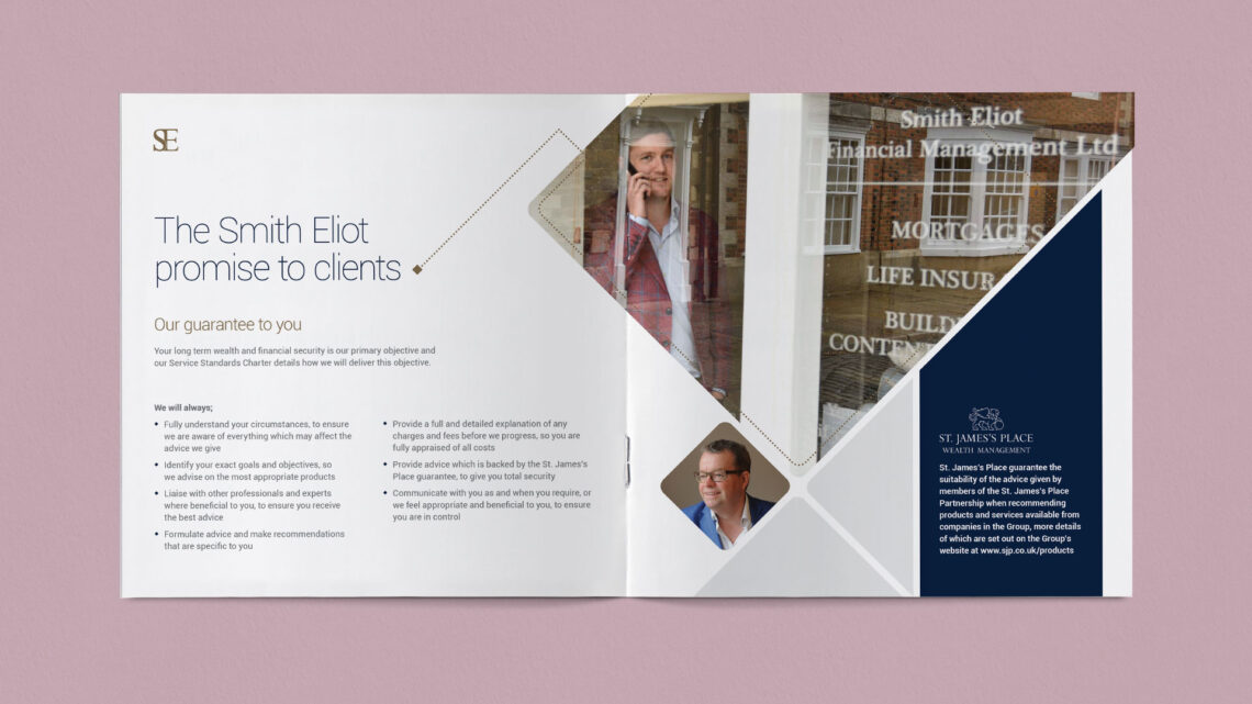 Smith Eliot Brochure Design