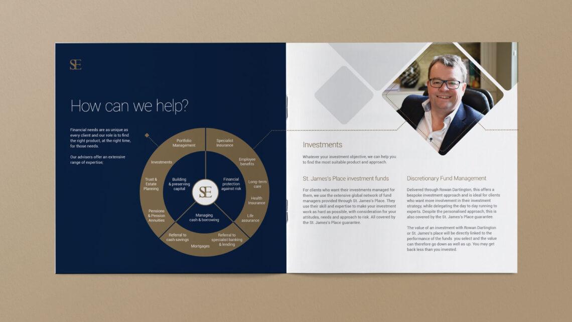 20 page Brochure