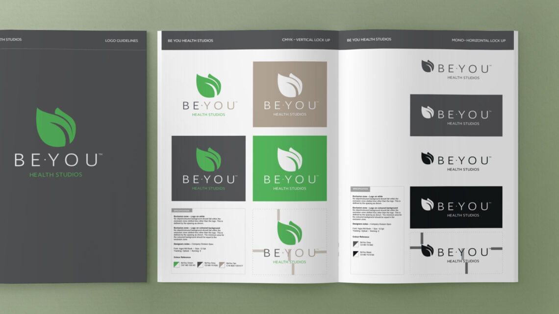 Be You Brand Guidelines