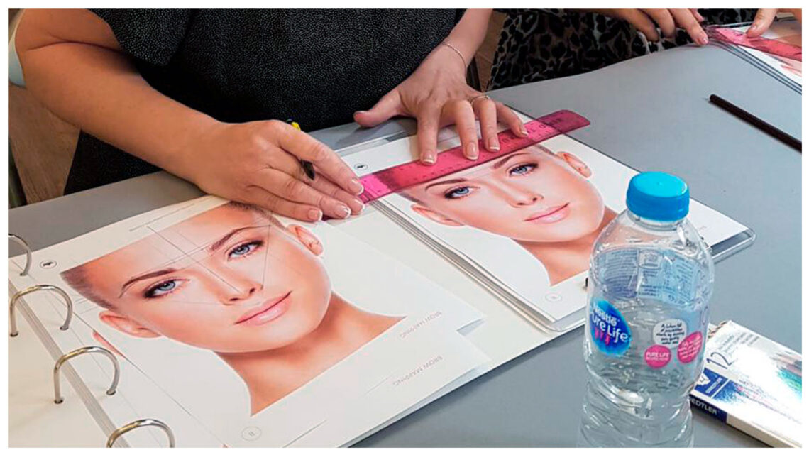 Using the Microblading Worksheets