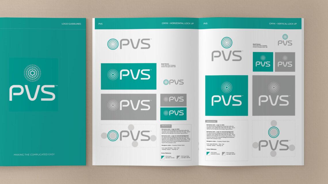 PVS Branding by Branding Agency Lincoln