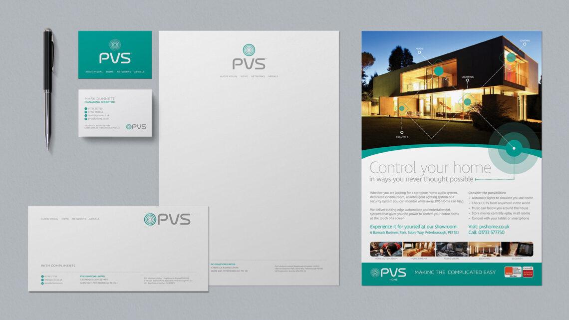 PVS Stationery and Branding Agency