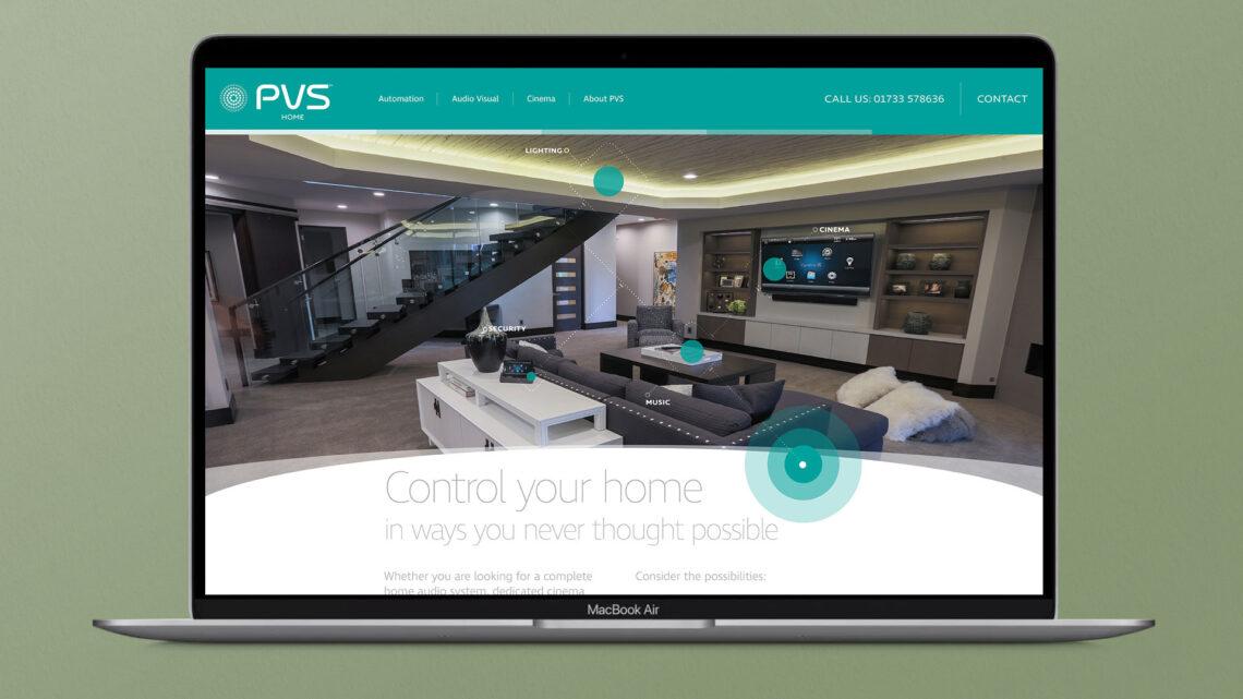 PVS Web Design Lincoln