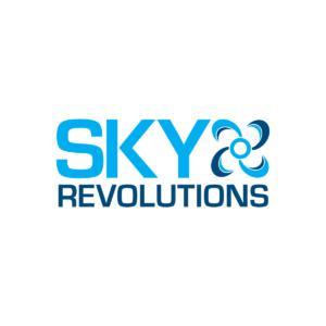 Sky Revolutions Logo Design
