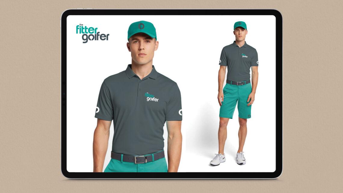 The Fitter Golfer Branded Sportswear
